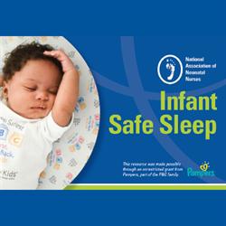 NANN Infant Safe Sleep Prompt Deck