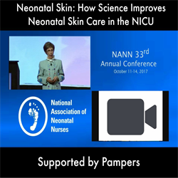 Neonatal Skin: How Science Improves Neonatal Skin Care in the NICU